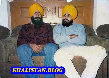 Shaheeds Bhai Gurdeep Singh Vakeel & Bhai Gurjant Singh Budhsinghwala