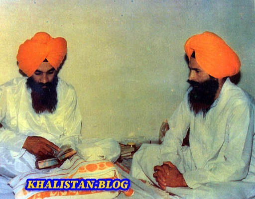 Shaheeds Bhai Harjinder Singh Jinda & Bhai Sukhdev Singh Sukha