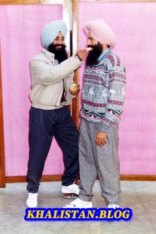 Shaheeds Bhai Harjinder Singh Singh & Bhai Sukhdev Singh Sukha