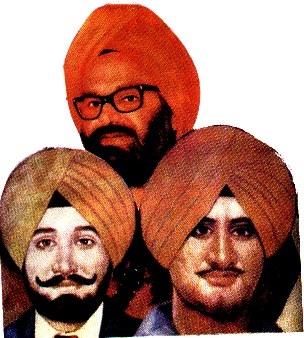 Shaheeds Bhai Kehar Singh, Bhai Beant Singh & Bhai Satwant Singh