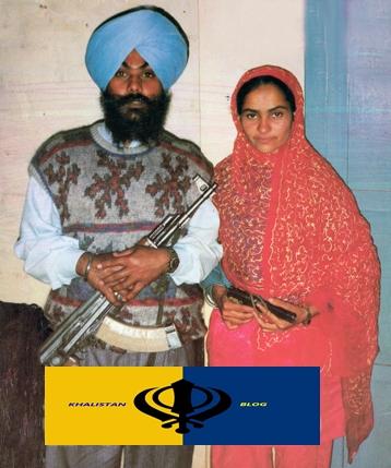Shaheeds: Bhai Raminderjeet Singh 'Tainee' Babbar & Bibi Manjeet Kaur Babbar