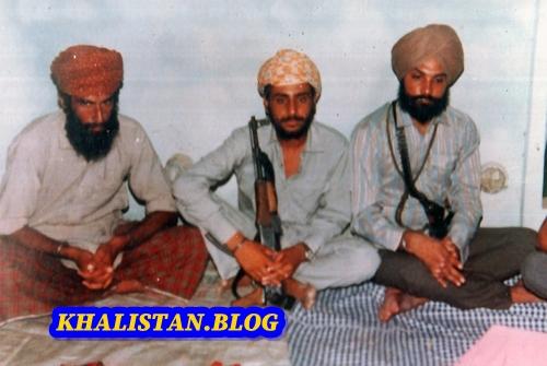 Shaheeds Bhai Rashpal Singh Chandran, Bhai Bikramjit Singh Narla & Bhai Sukhwinder Singh Sangha