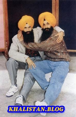 Shaheeds Bhai Sukhdev Singh Sukha & Bhai Harjinder Singh Jinda