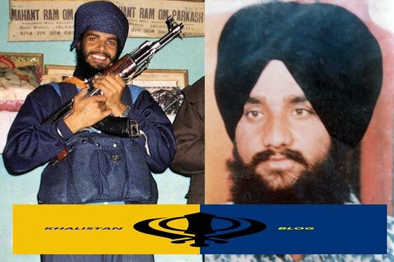 Shaheeds Bhai Swaran Singh Bisrampur & Bhai Kirpal Singh Damunda