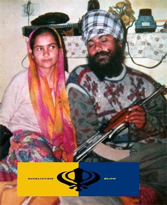Shaheeds Bibi Manjeet Kaur Babbar & Bhai Raminderjeet Singh 'Tainee' Babbar