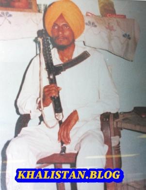 Shaheed Bhai Jarnail Singh Halwara- Khalistan Liberation Force